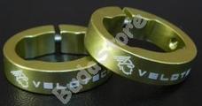 Velotech markolatbilincs zöld 27432