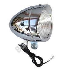 Első lámpa Retro krómozott fém 34140