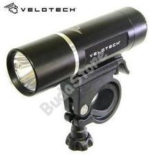 Velotech Első lámpa 3W LED alu 34650