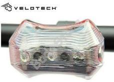 VELOTECH Diamond első Villogó 34659
