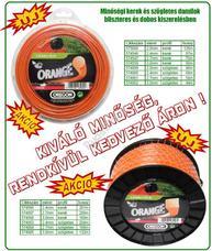 OREGON Damil2.4mmx261m kerek 574566