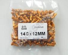Küllőanya alu arany 144db 44027