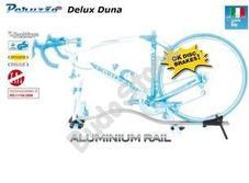 Peruzzo Delux Duna alu sínes kerékpárszállító 47919
