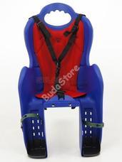 HTP ELIBAS gyerekülés csomagtartóra kék 52354