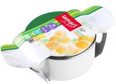 LAMART LT1015 Tapadásmentes edény fedővel fehér