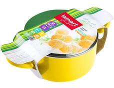 LAMART LT1024 Tapadásmentes fazék sárga