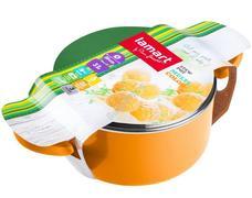 LAMART LT1032 Tapadásmentes fazék narancssárga