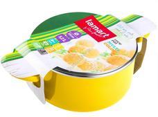 LAMART LT1025 Tapadásmentes fazék sárga