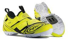 NORTHWAVE TOURING MULTIAPP sárga fluo cipő 47-es 80133007-40-47
