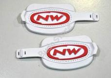 NORTHWAVE Cipő tartozék bokapánt SBS csathoz piros/fehér