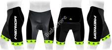MERIDA ME15 rövid nadrág XS-es zöld/fekete 740565XS-376GR