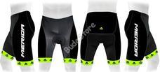 MERIDA ME15 rövid nadrág XXL-es zöld/fekete 740565XXL-376GR