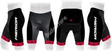 MERIDA ME15 rövid nadrág S-es piros/fekete 740565S-376RED