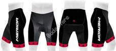 MERIDA ME15 rövid nadrág XS-es piros/fekete 740565XS-376RED