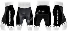 MERIDA ME15 rövid nadrág S-es fekete/fehér 740565S-377