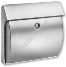 BURG WACHTER Classico kültéri műanyag postaláda ezüst