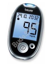 BEURER GL 44 mmol / L vércukorszintmérő fekete GL44