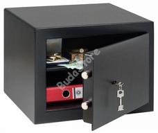 BURG WACHTER Home Safe H4 duplafalú bútorszéf tűzvédelemmel