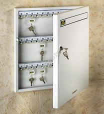 BURG WACHTER 6750/072R Kulcsszekrény cilinderzárral