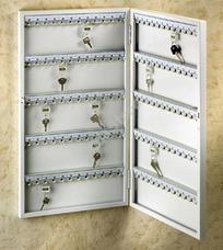BURG WACHTER 6750/120R Kulcsszekrény cilinderzárral
