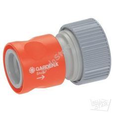 GARDENA 2814-20 Profi átmeneti elem vízmegállítóval