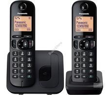 PANASONIC KX-TGC212PDB DECT DUO vezeték nélküli telefon