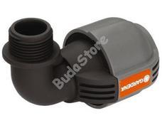 GARDENA 2781-20 L-elem 25 mm x 3/4