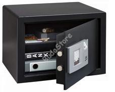BURG WACHTER Point Safe FS P2 bútorszéf elektronikus számzár ujjlenyomat leolvasó