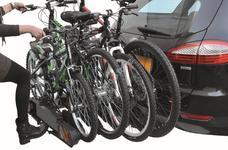 Peruzzo Pure 4kp vonóhorgos zárható kerékpártartó 47966