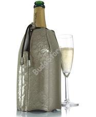 Vacu Vin pezsgőhűtő mandzsetta platinum 8960420