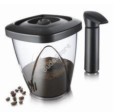 Vacu Vin vákuum edény 1,3L pumpával fekete 8960442