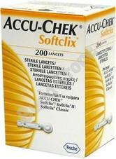 ROCHE Accu-Chek Softclix vérvételi lándzsatű 200db