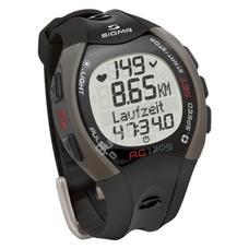 SIGMA RC 1209 DIGI KÓD Pulzusmérő óra fekete RC1209