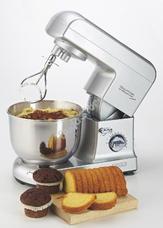 ARIETE 1596.11 Gourmet Professional Metal konyhai robotgép