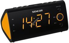 SENCOR SRC170OR Rádiós ébresztőóra SRC 170 OR