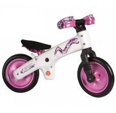 Bellelli kerékpár B-Bip fehér/pink 01BBIP0020P
