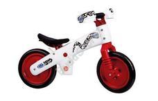 Bellelli kerékpár B-Bip fehér/piros 01BBIP0020R