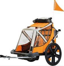 Bellelli B-Travel Gyermekszállító utánfutó narancs  01TRLTS011