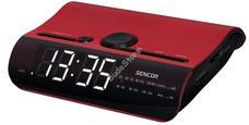 SENCOR SRC140R Digitális rádiós ébresztőóra SRC 140 R