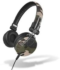 Meliconi Speak Street Camouflage zárt fejhallgató terepszínű
