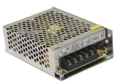 SUNWOR MS-75-12 Stabilizált kapcsolóüzemű tápegység 12VDC 6,3A mini MS7512