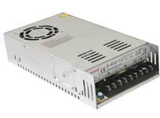 SUNWOR S-400-12 Stabilizált kapcsolóüzemű tápegység 12VDC 33A S40012