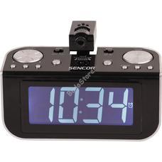 SENCOR SRC 310 Kivetítős ébresztőórás rádió SRC310