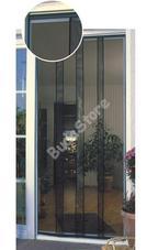JKH Rovarvédő függöny polyester 4 részes sínes 90 x 215 szürke 8911325