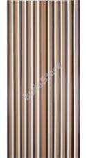 JKH Térelválasztó függöny 90 x 200 cm barna/beige 8822132