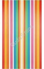 JKH Térelválasztó függöny 90 x 200 cm többszínű 8822131