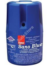 SANO WC tartályba helyezhető tisztító kék  150gr 8912660