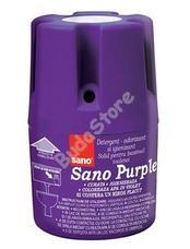 SANO WC  tartályba helyezhető tisztító lila 150gr 8912668