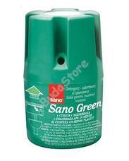 SANO WC  tartályba helyezhető tisztító zöld 150gr 8912669
