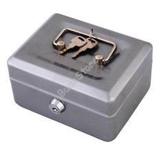 JKH Pénzkazetta betéttel 15 X 8 X 12 ezüst 3490507